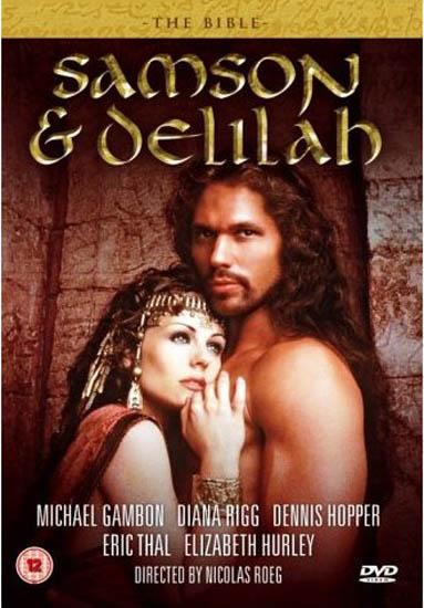 Біблійні оповіді: Самсон і Даліла / The Bible: Samson and Dalilah (1996) DVDRip